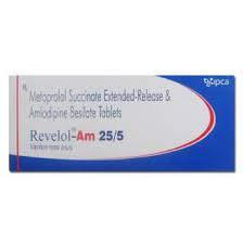 Revelol-AM 255 Tablet