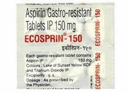 Ecosprin 150mg Tablet