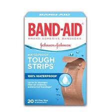 Johnson &Johnson Band-aid waterproof strip