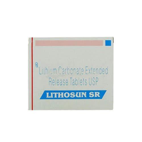 Lithosun SR 400mg Tablet