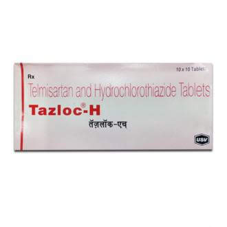 Tazloc 40mg Tablet