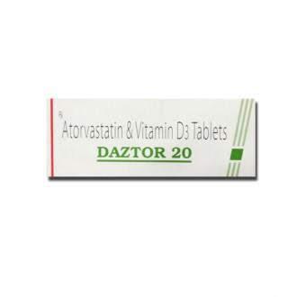 Daztor 20 Tablet