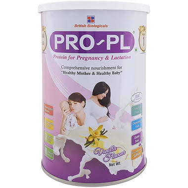 Pro-Pl Powder Vanilla 200gm