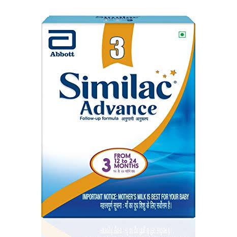 Similac advance stage 3 refil pack