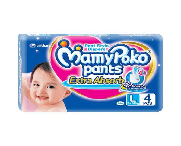 Mamy poko pants (L4)