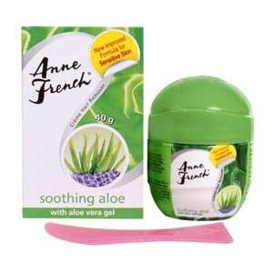 Anne French 40gm Aloevera