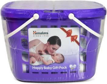 HIMALAYA BABY GIFT PACK 9S