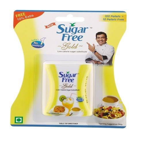 SUGAR FREE TAB GOLD 300S