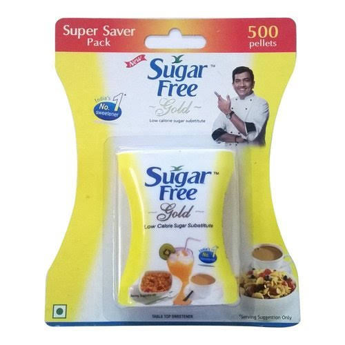 SUGAR FREE TAB GOLD 500S