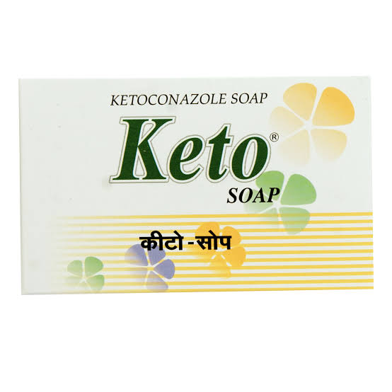KETO SOAP 100GM