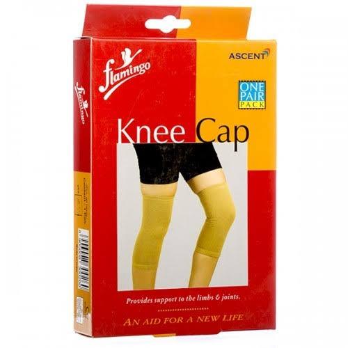 Flamingo knee cap S