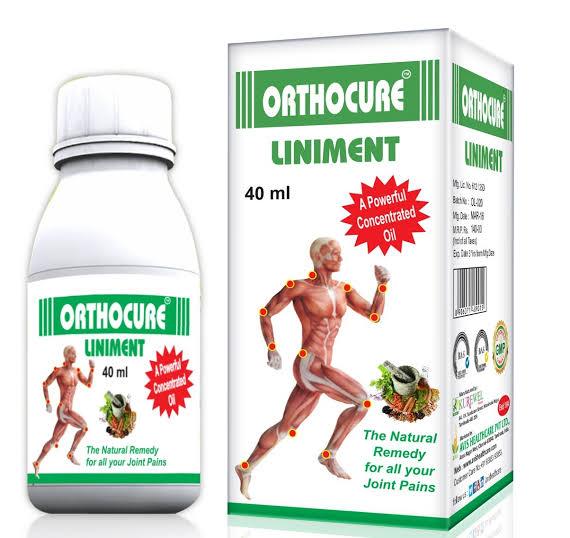Orthocure liniment