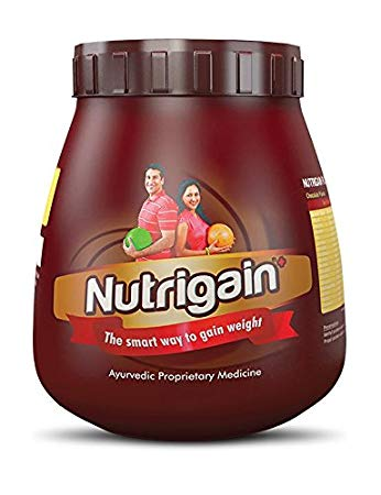 Nutri Gain Powder 500g choco