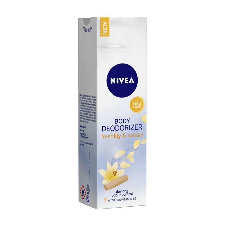 Nivea Fresh lily & Sandal Deodorant 120ml