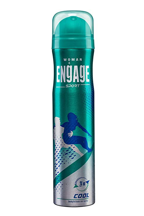Engage sport cool her deo