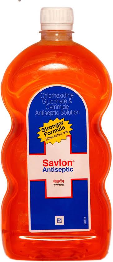 SAVLON FRESH SANITIZER