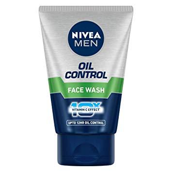 Nivea Men Oil Control Face Wash 50ml