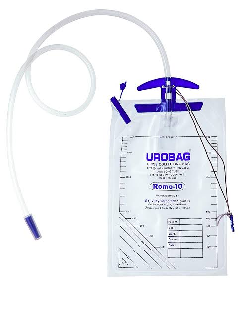 Urobag (Paediatric)