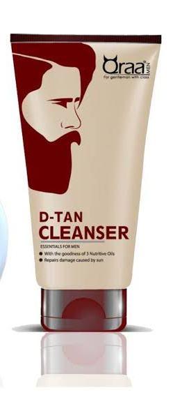 Qraa D Tan cleanser 100gm
