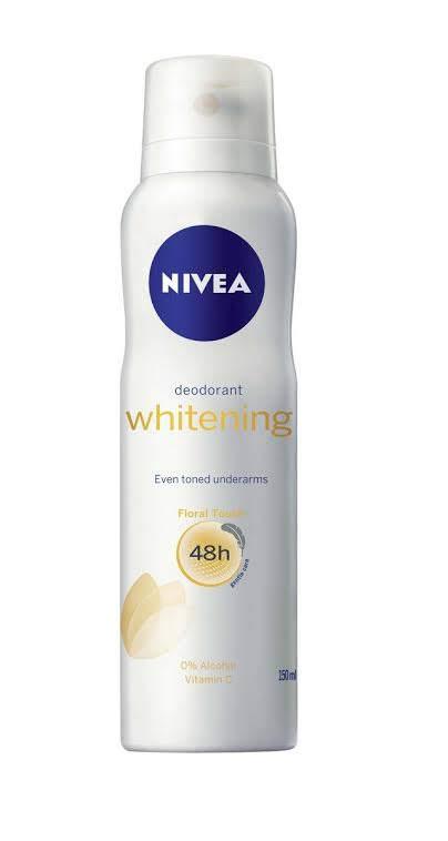 Nivea Whitening Floral 150ml