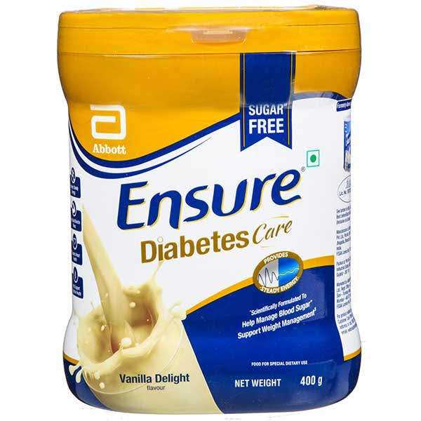 Ensure diabetes chocolate rfil pack 200gm