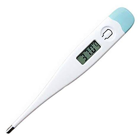 Oral  themometer