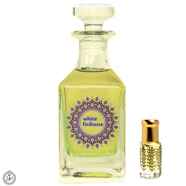 Jas perfume oil white gold 6ml