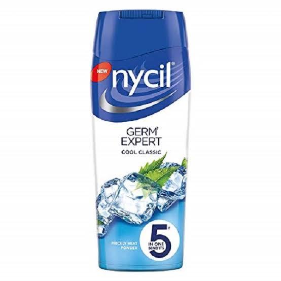 Nycil germ expert cool aloe dusting powder 150g