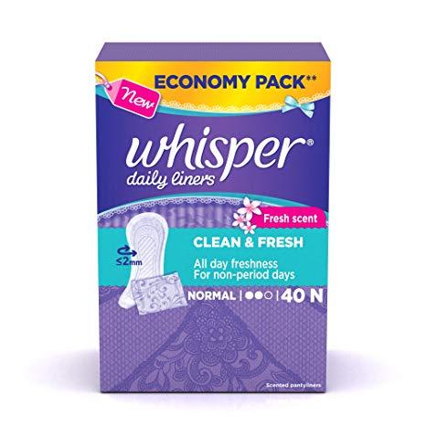 Whisper Liners  20's
