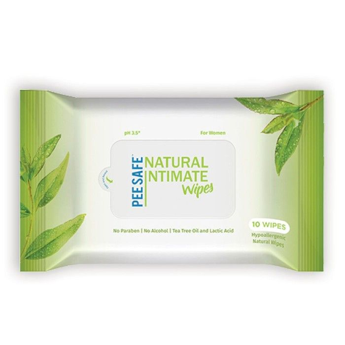 Peesafe Natural Intimate Wash (27ml)