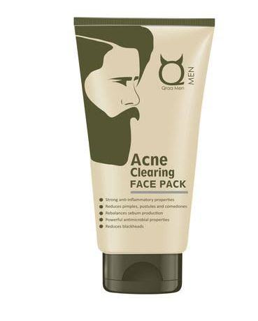 Qraa Men Acne Clearing Face Pack (50gm) 1