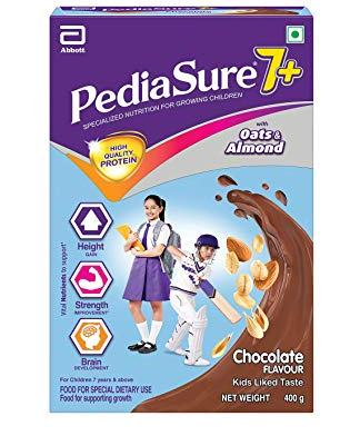 Pediasure 7 Plus Chocolate 400gm BIB