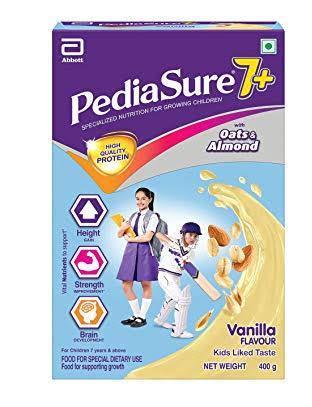 Pediasure 7 Plus Vanila 400gm BIB