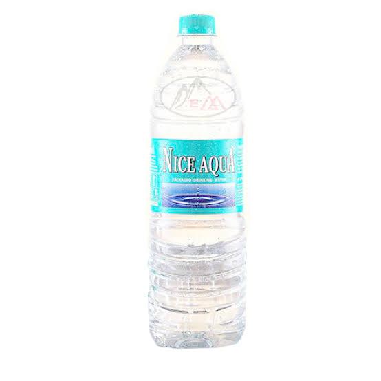NICE AQUA WATER BOTTLE (500ML)