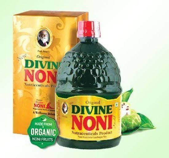 Divine Noni Fruit Concentrate (400ML)