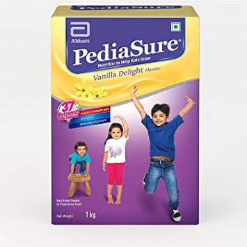 Pediasure Refill Pack Vanilla 400g
