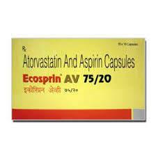 Ecosprin AV 75 Capsule
